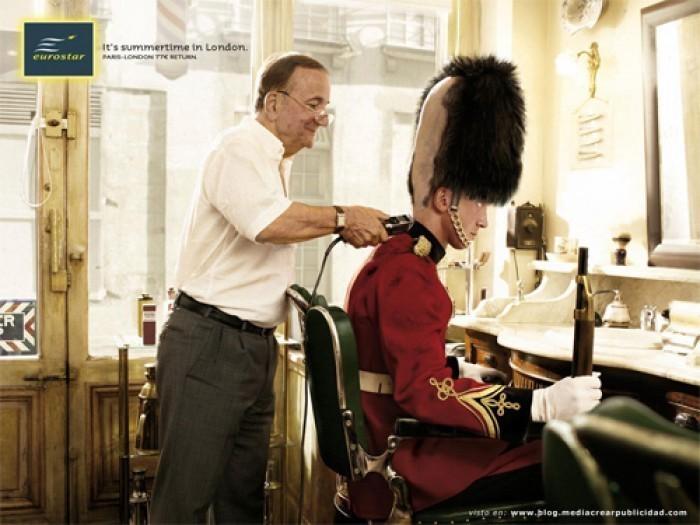 8 eurostar - Quien ríe antes ríe mejor. El sentido del humor en publicidad.