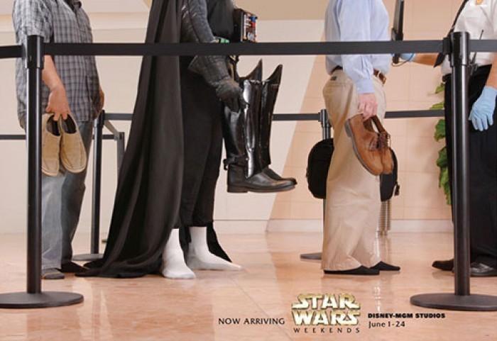 9 star wars - Quien ríe antes ríe mejor. El sentido del humor en publicidad.