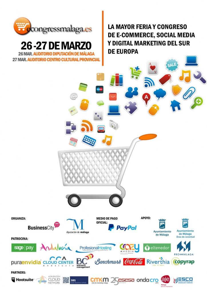 econgressMalaga 724x1024 - eCongress Málaga, el mayor Congreso Digital del Sur de Europa