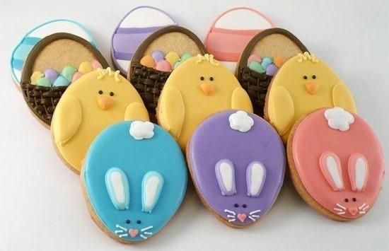 galletas de pascua - La Semana Santa y los huevos de Pascua, una tradición muy dulce