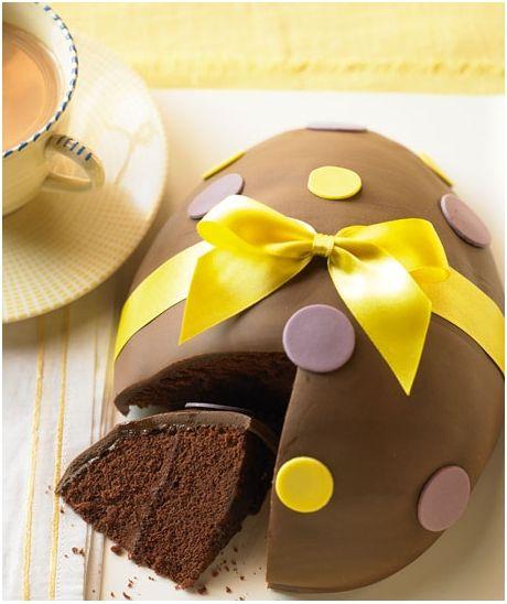 huevo - La Semana Santa y los huevos de Pascua, una tradición muy dulce