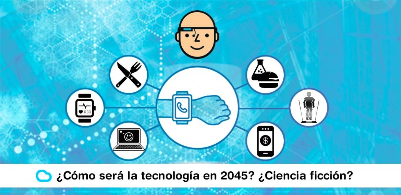 infografia tecnologia en 2045