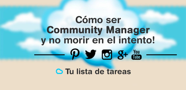 tareas community manager