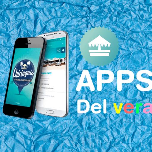 mejores apps para el verano 510x510 - Nuestro blog