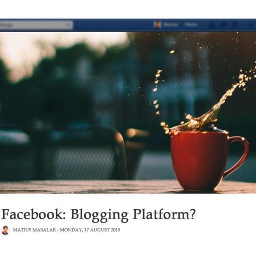 Facebook notes blogging2 510x510 - Nuestro blog