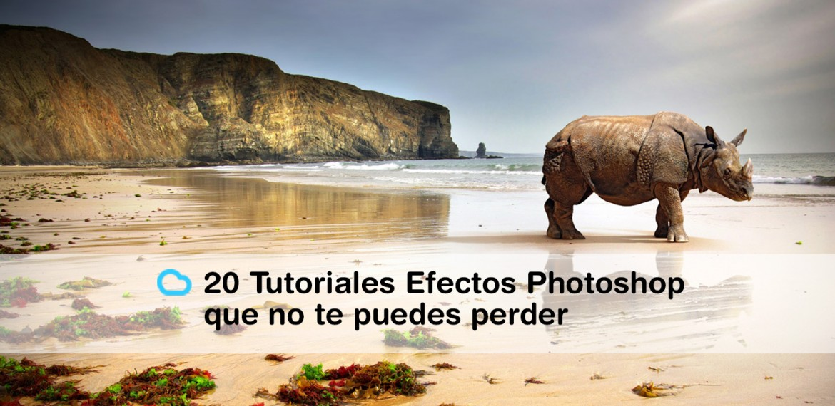 tutoriales efectos photoshop