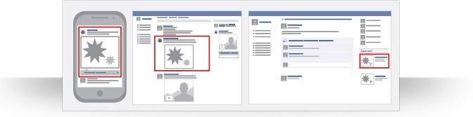 donde se muestran los anuncios de Facebook Ads