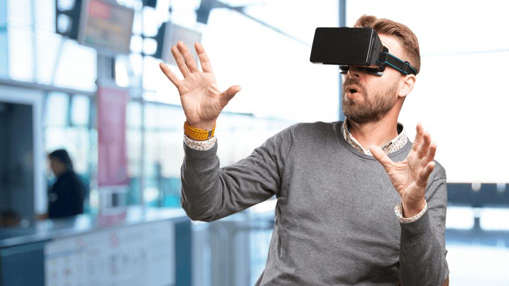 Realidad Virtual en tu empresa. Convierte a tu cliente en el protagonista de tu historia