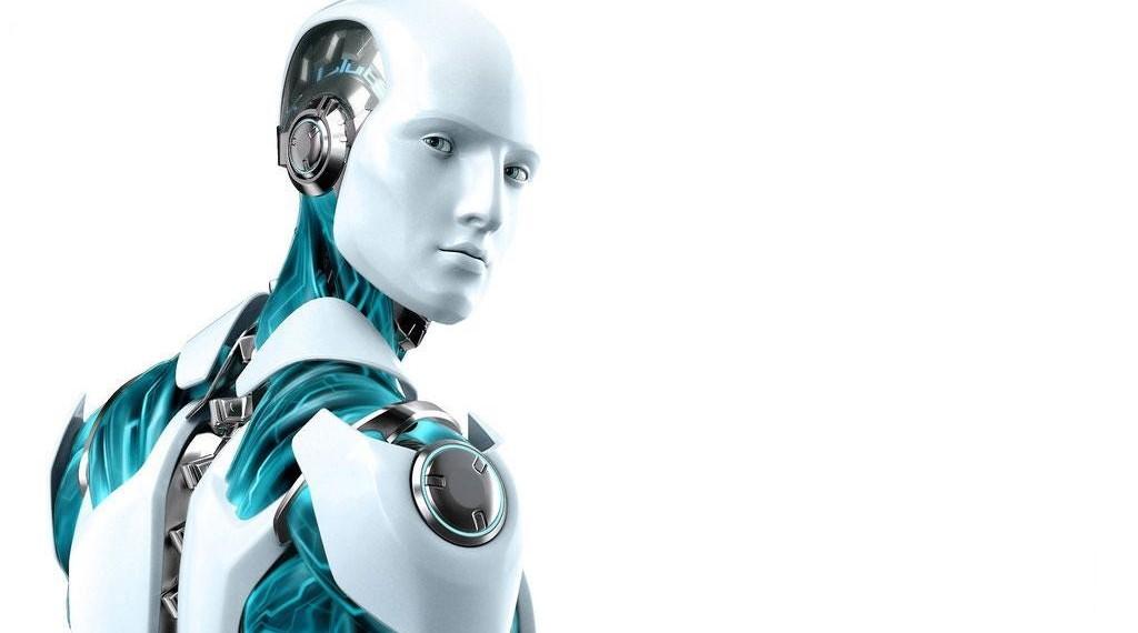 Chatbot con cuerpo de robot
