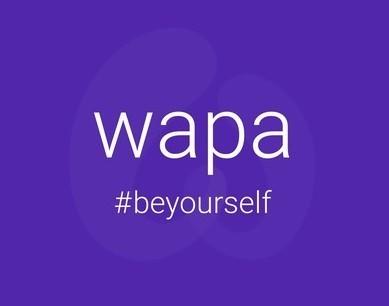 Logo Wapa1 - Aplicaciones para ligar de moda: Tinder y otras