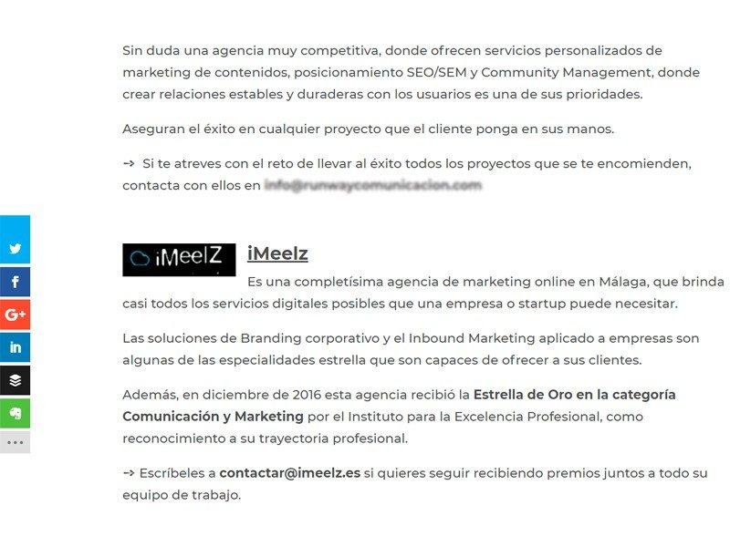 iMeelZ Agencia de Marketing Publicidad y Comunicación