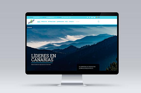 Branding diseño y desarrollo web SERCATE iMeelZ - Trabajos