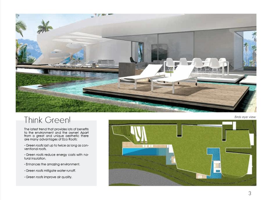 Branding y diseño catálogo Inmobiliaria idioma inglés iMeeZ - Trabajos