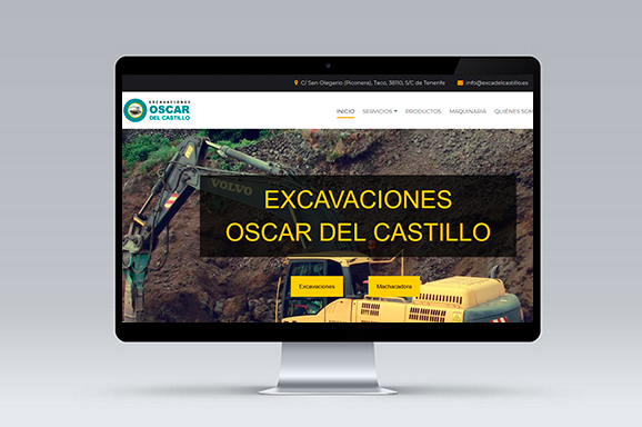 branding diseño y desarrollo web oscar del castillo iMeelZ - Trabajos