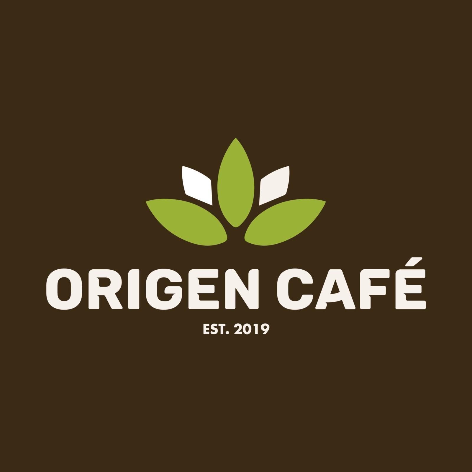 Diseño de Logotipo e Identidad Corporativa ORIGEN CAFÉ por iMeelZ