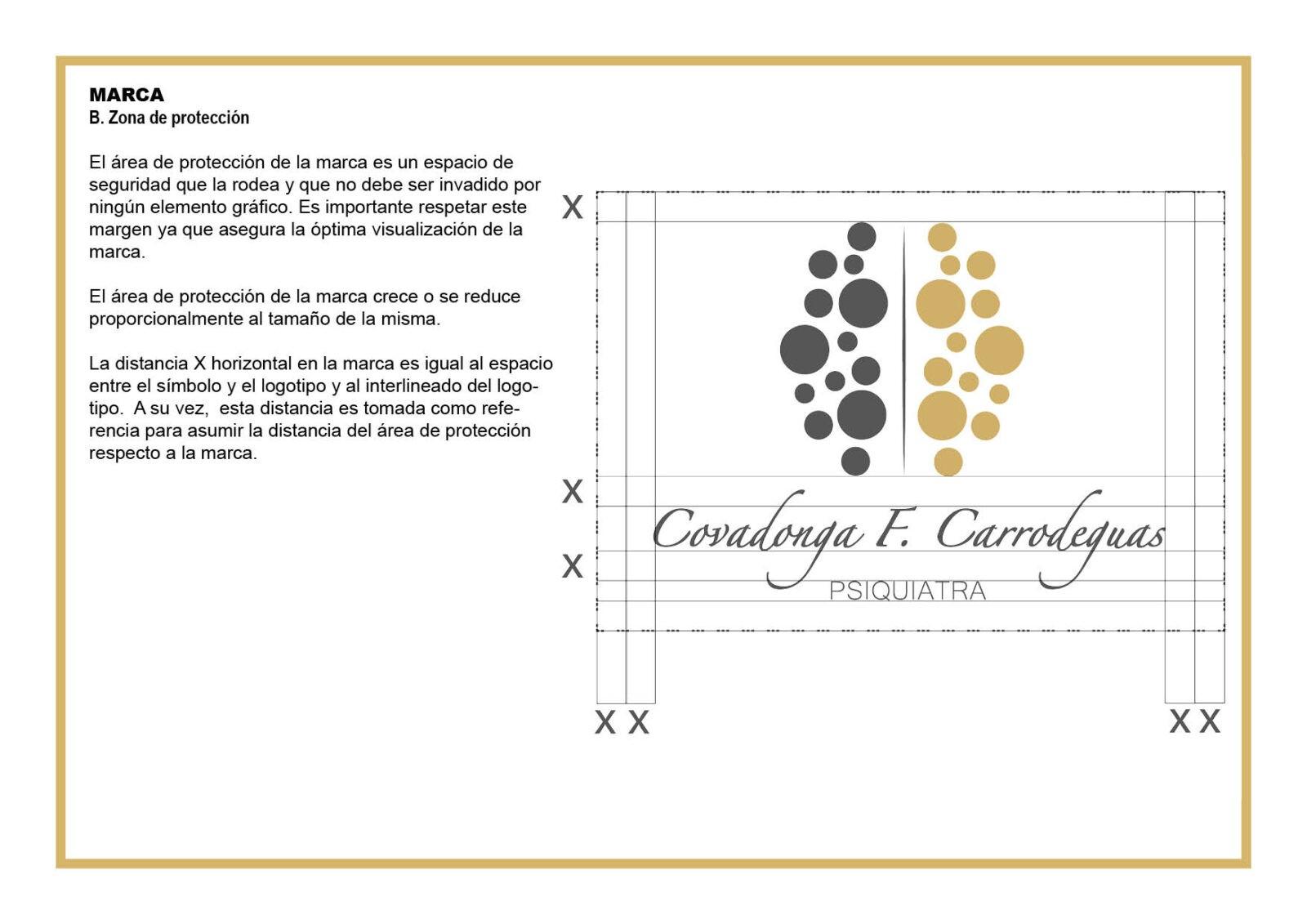 Manual de Identidad Corporativa Covadonga Carrodeguas - Trabajos