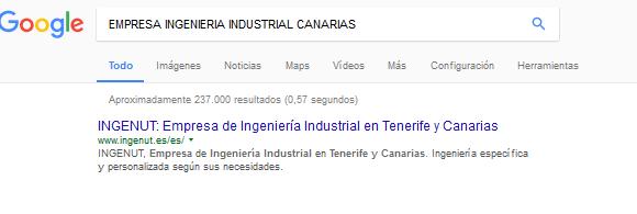 Publicidad Google Ads INGENUT - iMeelZ