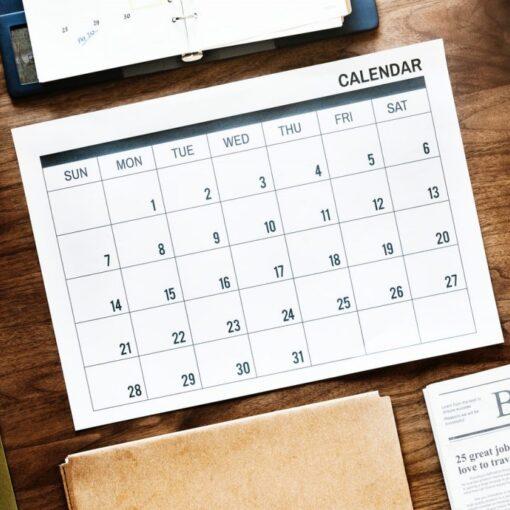 agenda calendar data 1020323 1024x718 510x510 - Nuestro blog